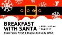 Breakfast with Santa-YMCA Cherryville