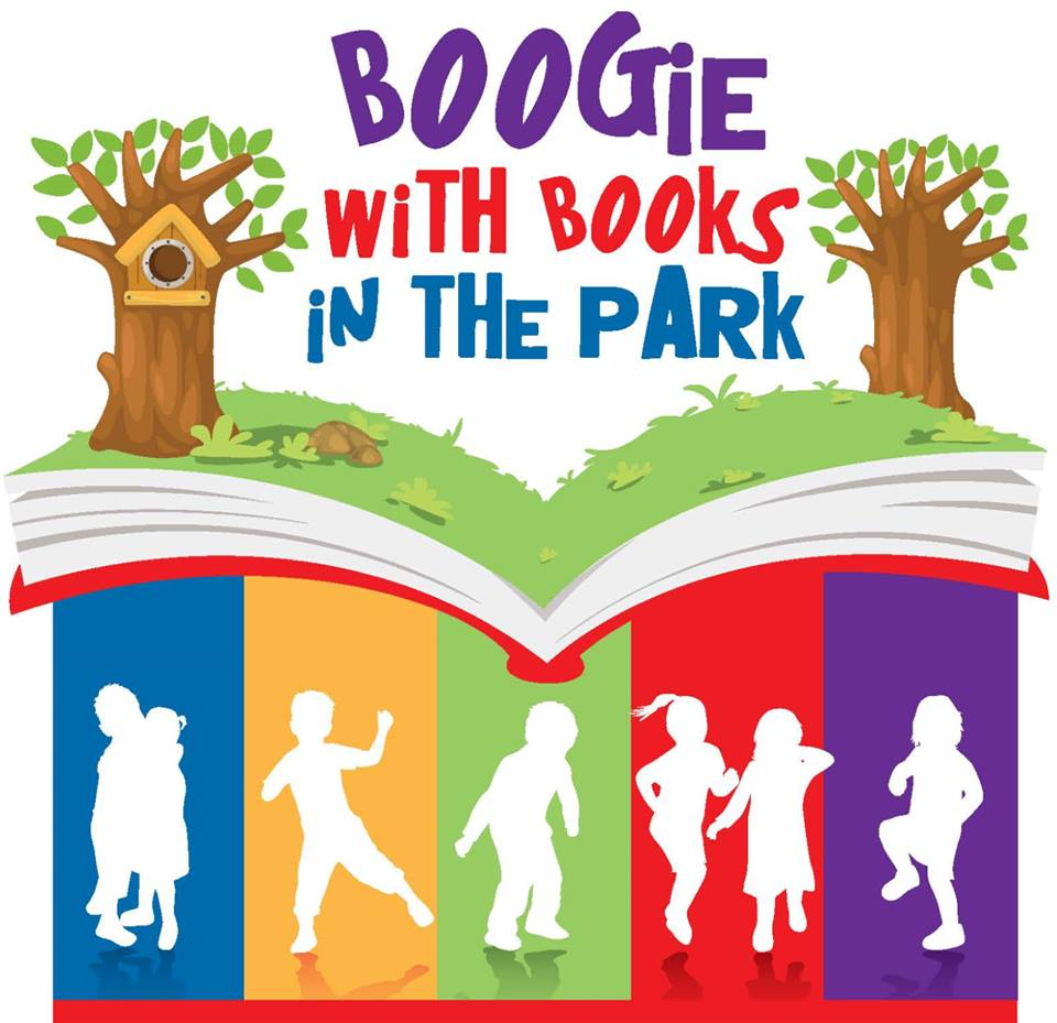 Boogie with Books in the Park